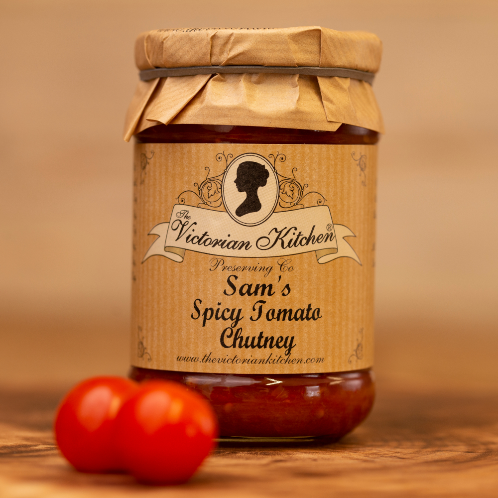 Sam's Spicy Tomato Chutney