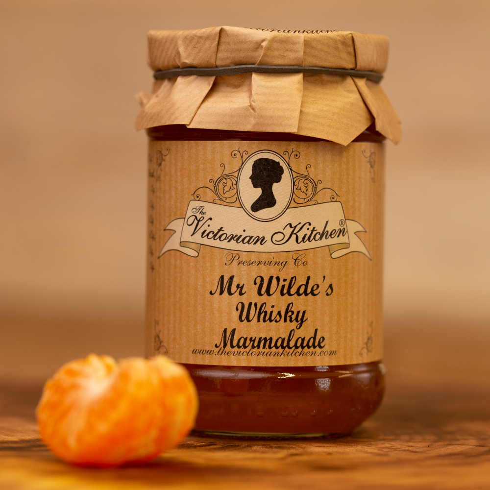 Mr Wilde's Whisky Marmalade