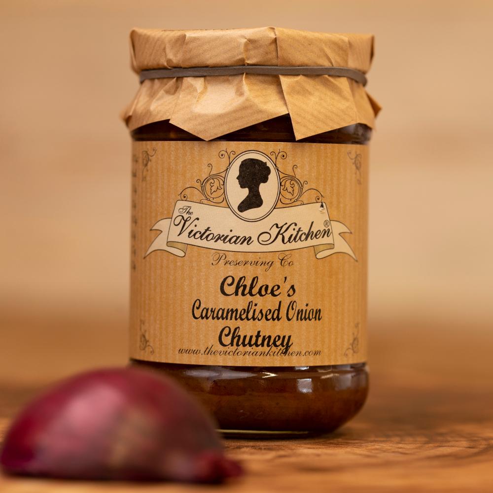Chloe's Caramalised Onion Chutney
