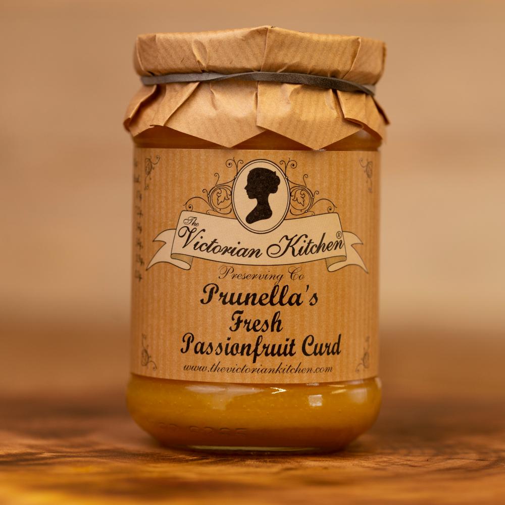 Prunella's Fresh Passionfruit Curd