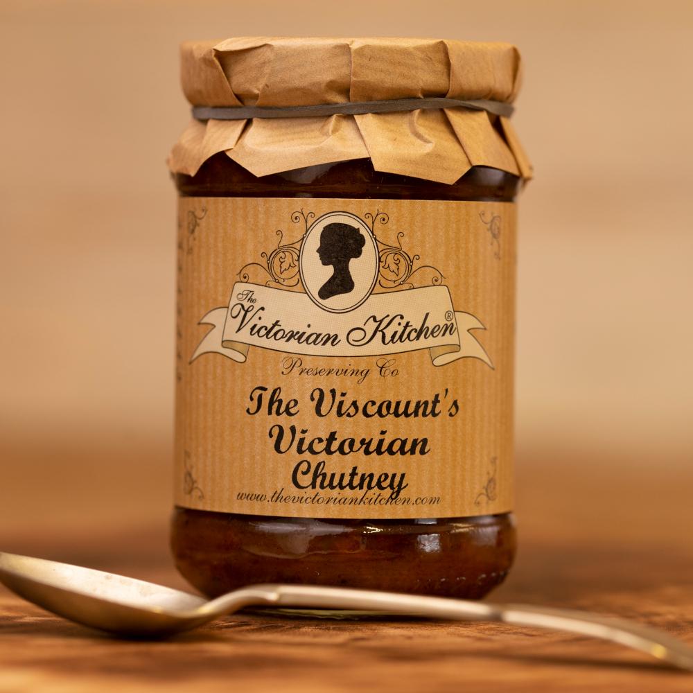 The Viscount's Victorian Chutney
