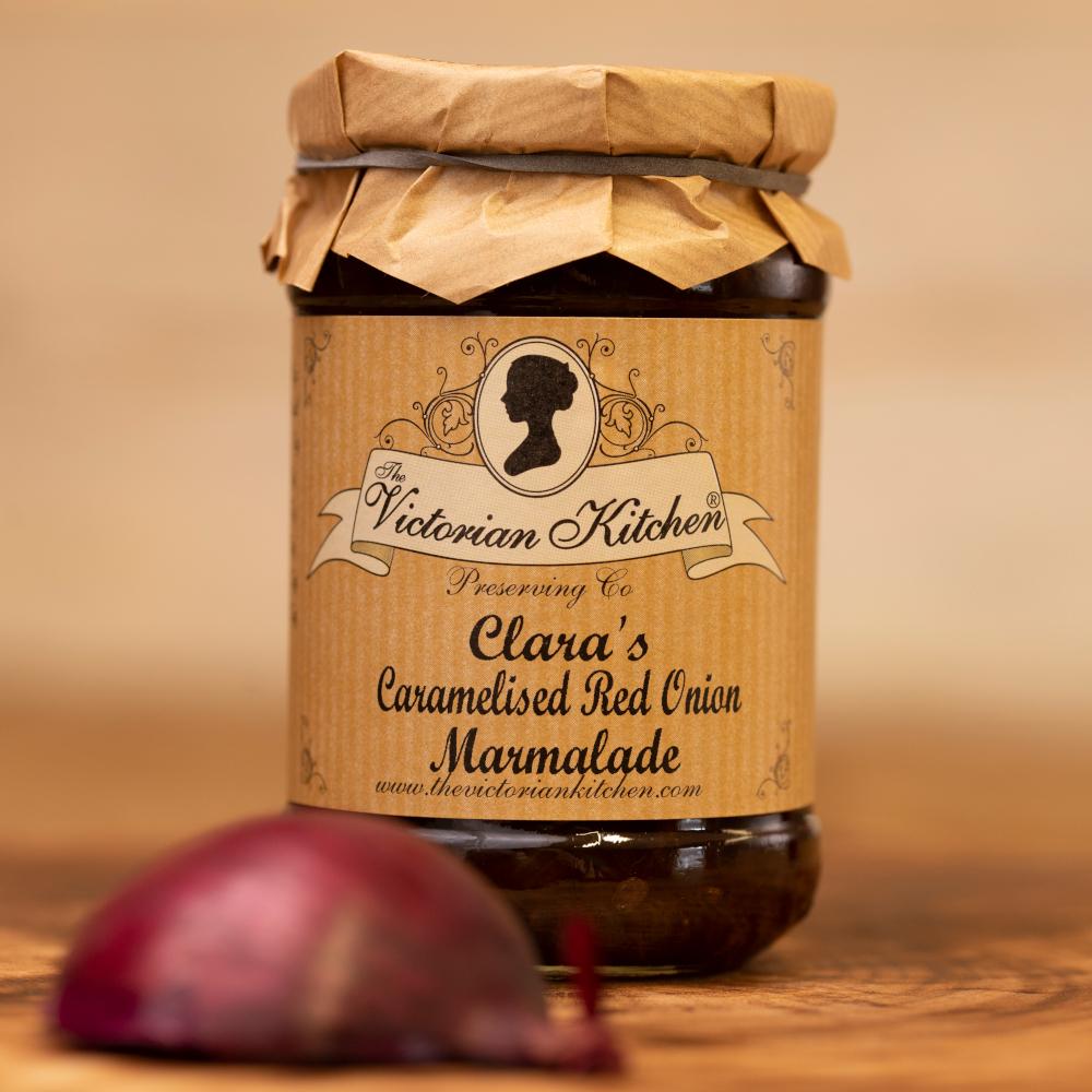 Clara's Caramelised Red Onion Marmalade