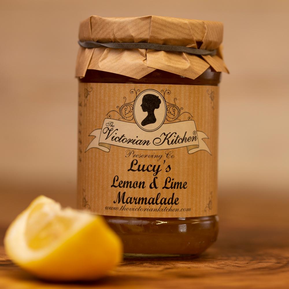 Lucy's Lemon & Lime Marmalade