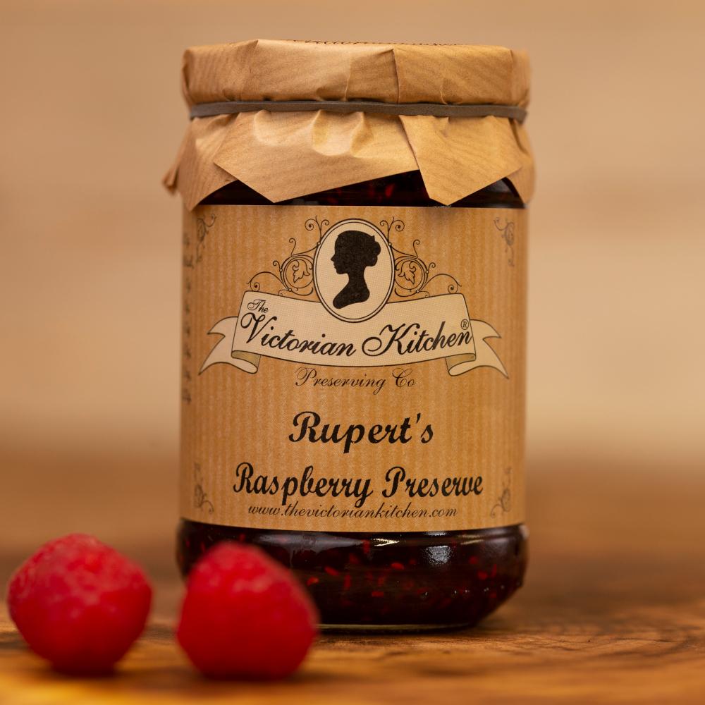 Rupert's Raspberry Preserve